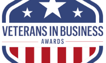 Washington Business Journal Veterans in Business Award