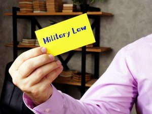 Military Attorney Fort Hood